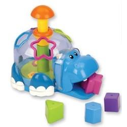 Hippo trieur de formes