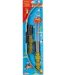 Arc à flèches avec flèches et poignard