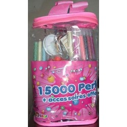 Sac 15000 perles + accessoires offerts