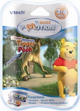 V.Smile Motion jeu Winnie The Pooh