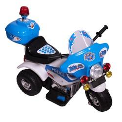 Moto de police électrique 1 place