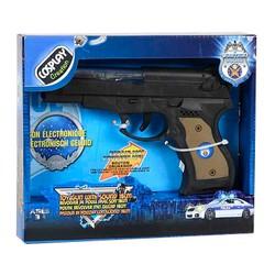 Revolver de police