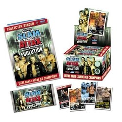 Cartes à collectionner WWE