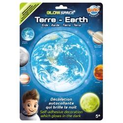Terre Planète phosphorescente