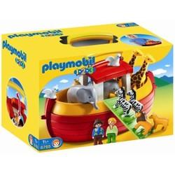 Arche de Noé transportable - PLAYMOBIL 1.2.3 - 6765