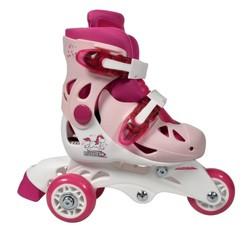 Rollers évolutifs 3 roues Licorne