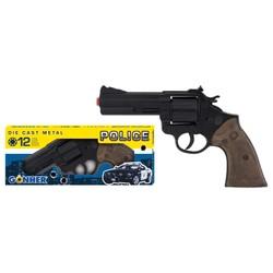 Revolver police 12 coups