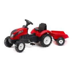 Tracteur Garden Master avec remorque