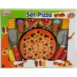 Pizza set 25 pièces