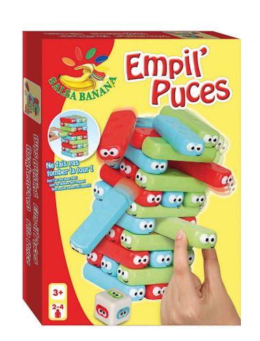 Empil puces