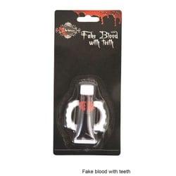 Halloween - Dentier dracula