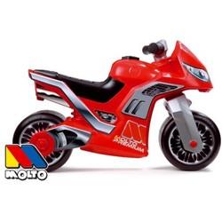 Porteur Moto Cross Premium - Rouge