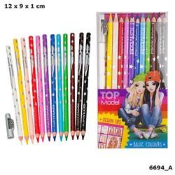 Set 12 crayons couleurs
