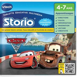 Storio -Jeu Cars 2