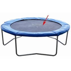 Tapis de saut pour trampoline de 244 cm