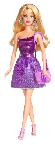 Barbie - Poupée Glamour