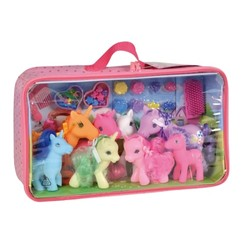 Kid's world - Ma famille poneys