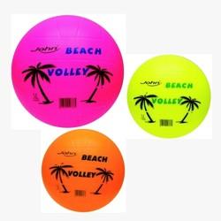 Ballon beach volley néon