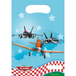 Planes/6 party bags