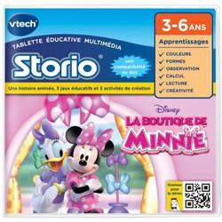 Storio  - Jeu Boutique de Minnie (Pour Storio Max ou Storio 2 et 3)