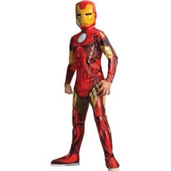 Avengers - Déguisement Iron Man - Taille 5/6 ans