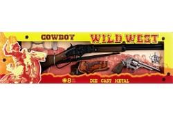 Revolver wild west set