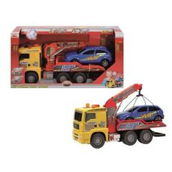 Dépanneuse 55 cm avec 1 véhicule