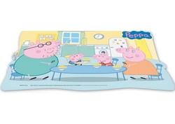 Set de table 3D Peppa Pig