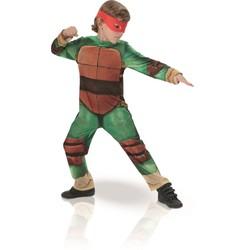 Tortues Ninja - Déguisement Taille 7/8 ans