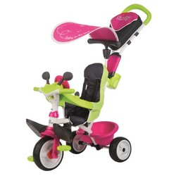 Tricycle Baby Driver Confort - Rose