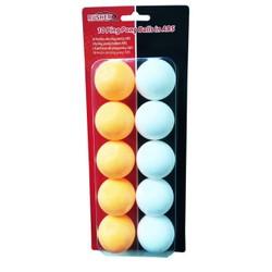 Set de 10 balles de ping-pong