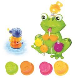 Set de bain grenouille