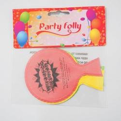 4 mini coussins péteurs - Party Folly