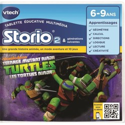 STORIO -Jeu Tortues Ninja