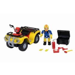 Sam le Pompier - Quad