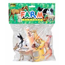 6 animaux de la ferme