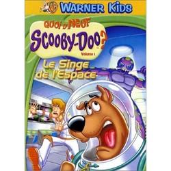 Scooby Doo Le Singe de l'Espace DVD