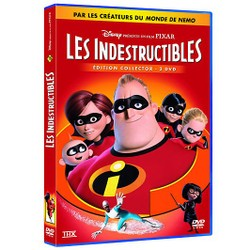 Les Indestrucibles Disney DVD
