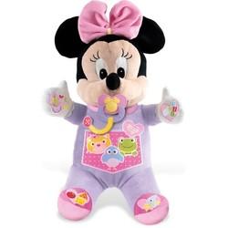 Peluche interactive Minnie, ma poupée à cajoler