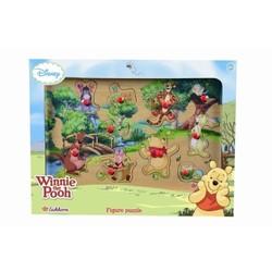 Puzzle en bois Winnie l'Ourson