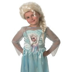 La Reine des Neiges - Perruque Elsa