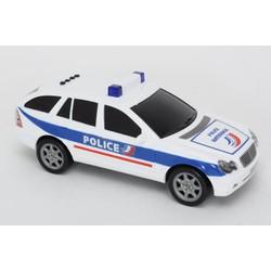 Voiture de police sons et lumières