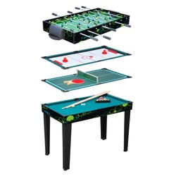Table multi jeux 4 en 1