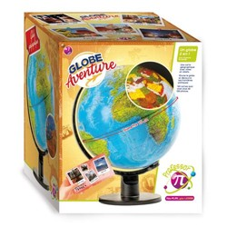 Globe aventure 25 Cm
