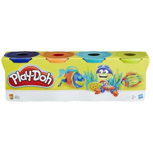 4 Packs Play-Doh