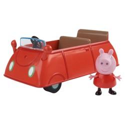 Peppa Pig - Voiture avec 1 figurine