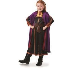 La Reine des Neiges 2 - Déguisement Anna - Taille 5/6 ans
