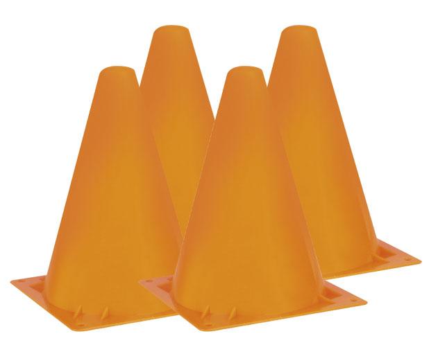 Set de 4 cônes d entrainement