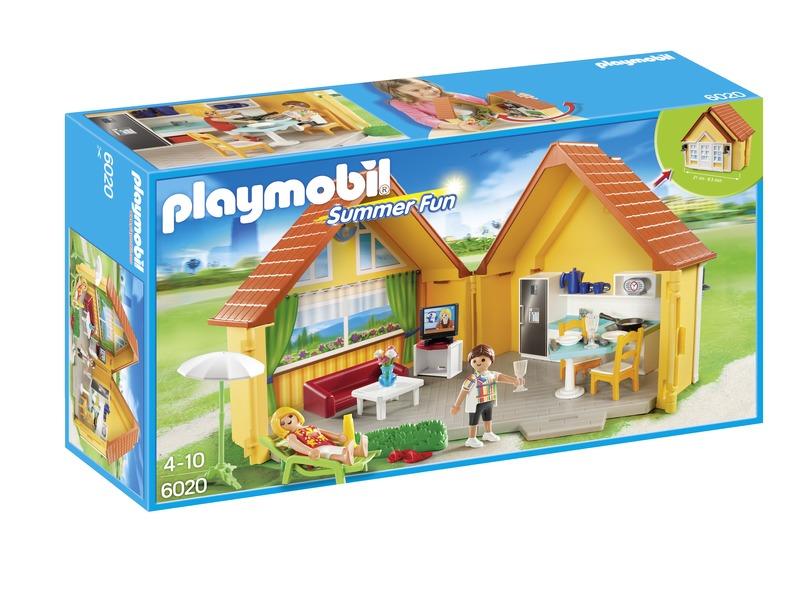 Maison de vacances - PLAYMOBIL Summer Fun - 6020
