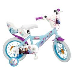"""La Reine des Neiges - Vélo 14"""""""